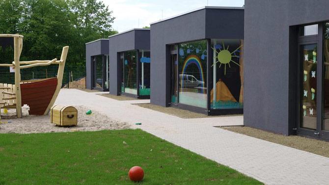 children care center st. fronleichnam