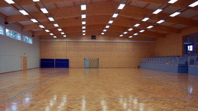 sporthalle dansenberg