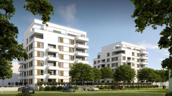 housing complex schneppbachstraße